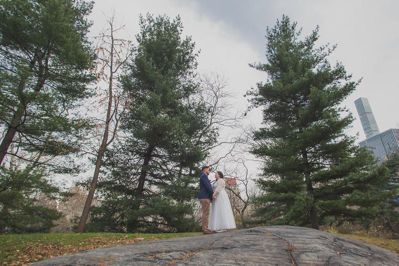 Central Park Wedding - Jenna & Kieren-95