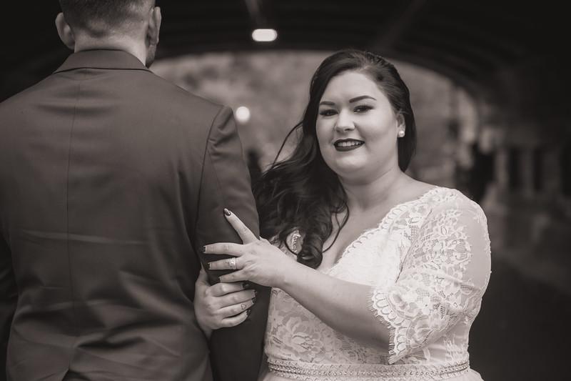 Central Park Wedding - Jenna & Kieren-68