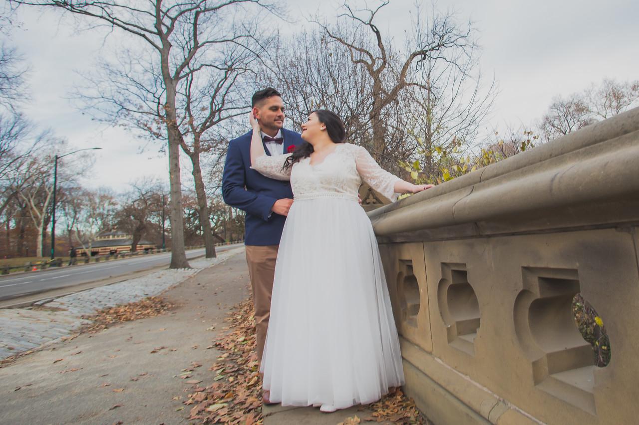 Central Park Wedding - Jenna & Kieren-92