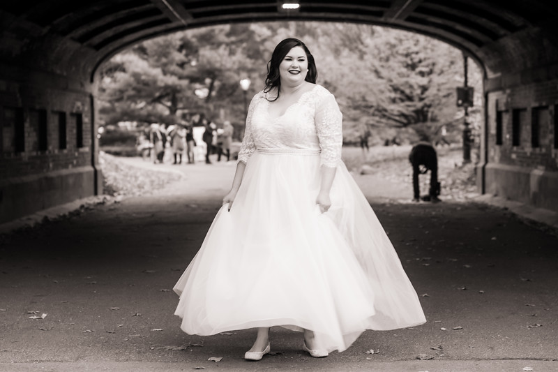 Central Park Wedding - Jenna & Kieren-78