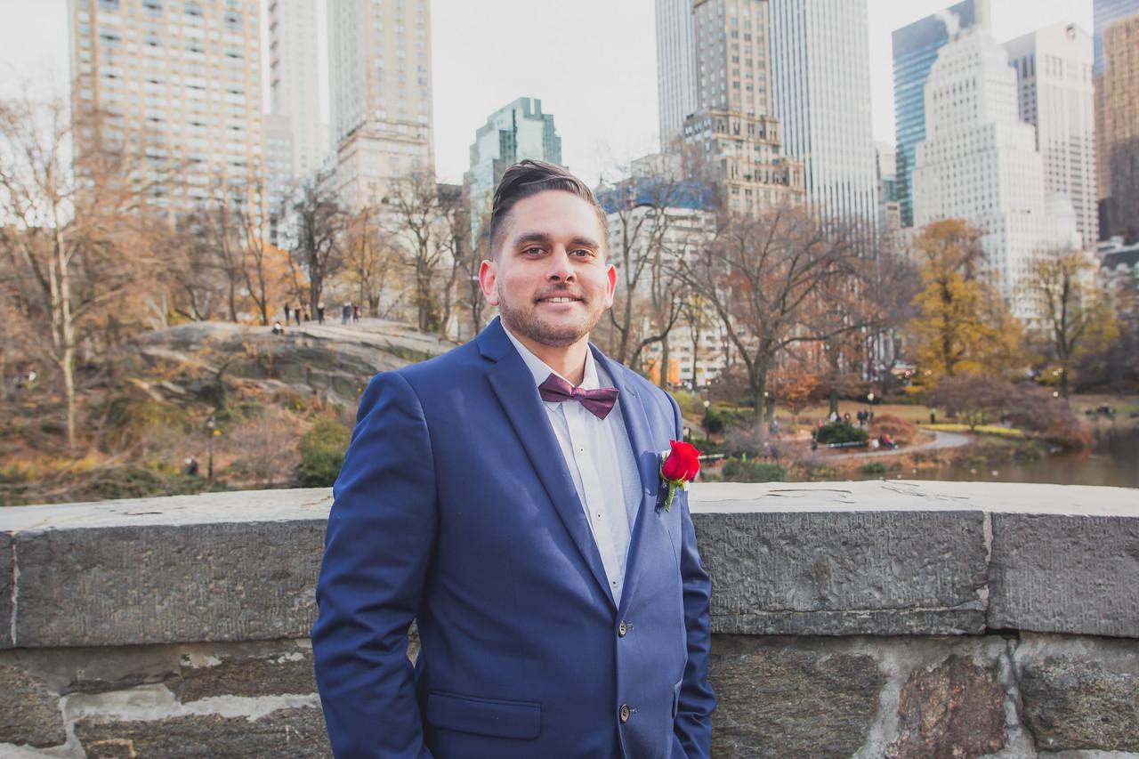 Central Park Wedding - Jenna & Kieren-43