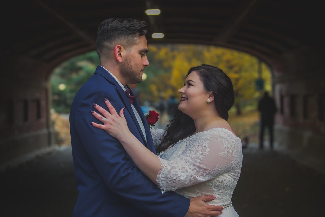 Central Park Wedding - Jenna & Kieren-63