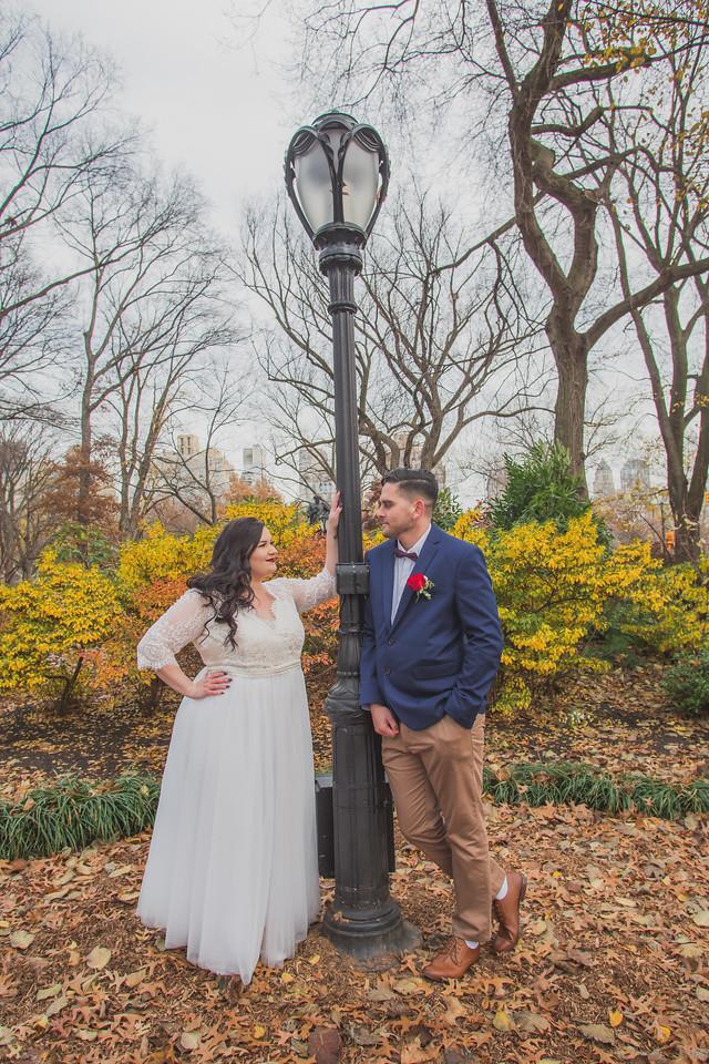 Central Park Wedding - Jenna & Kieren-105