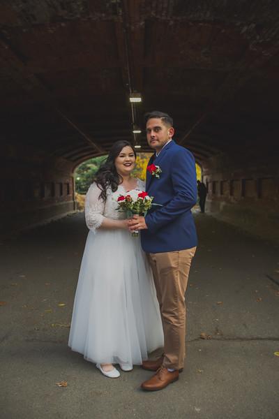 Central Park Wedding - Jenna & Kieren-62