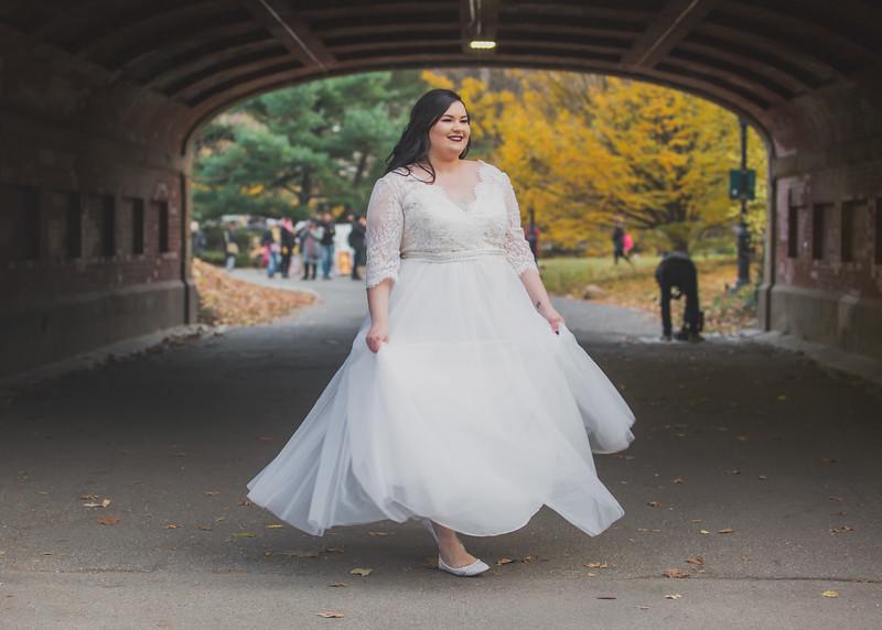 Central Park Wedding - Jenna & Kieren-77