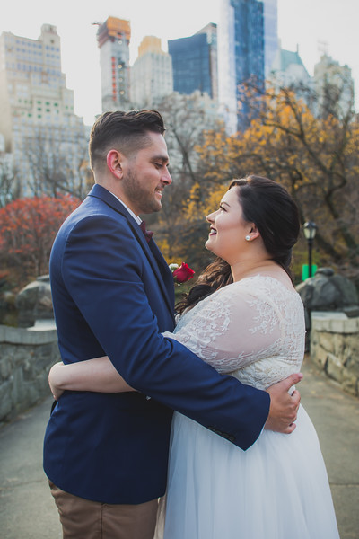 Central Park Wedding - Jenna & Kieren-50