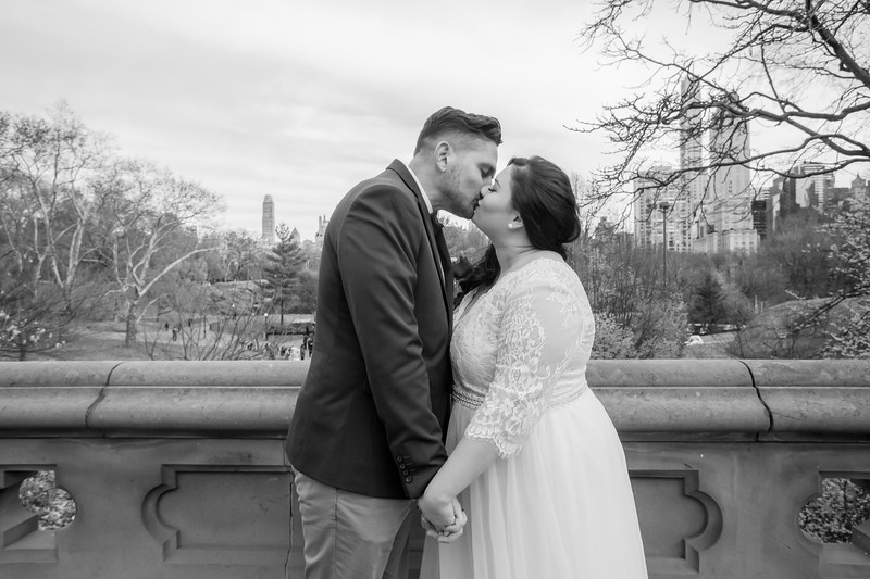 Central Park Wedding - Jenna & Kieren-82