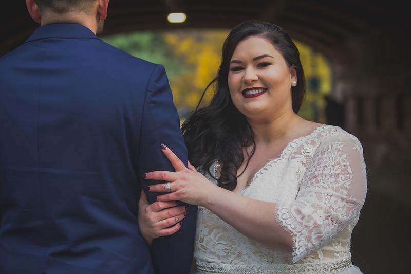 Central Park Wedding - Jenna & Kieren-67