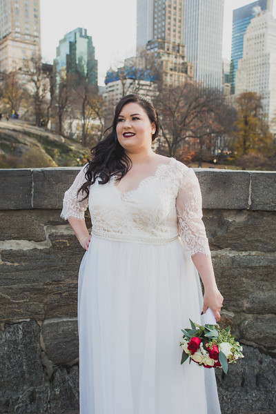 Central Park Wedding - Jenna & Kieren-36