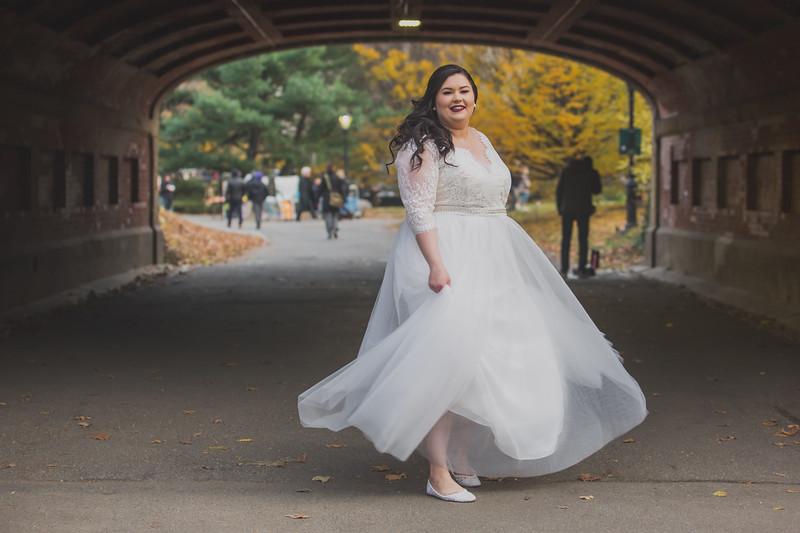 Central Park Wedding - Jenna & Kieren-73