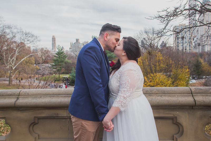 Central Park Wedding - Jenna & Kieren-81