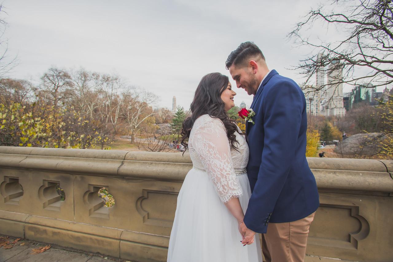 Central Park Wedding - Jenna & Kieren-86