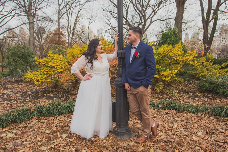 Central Park Wedding - Jenna & Kieren-104
