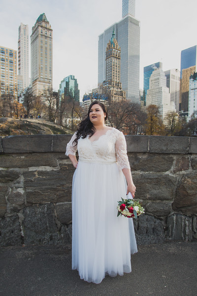 Central Park Wedding - Jenna & Kieren-34