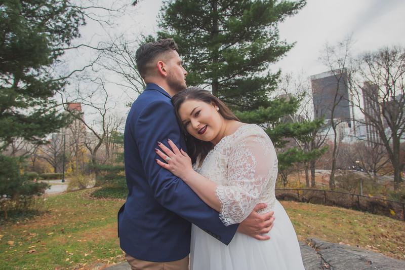 Central Park Wedding - Jenna & Kieren-100