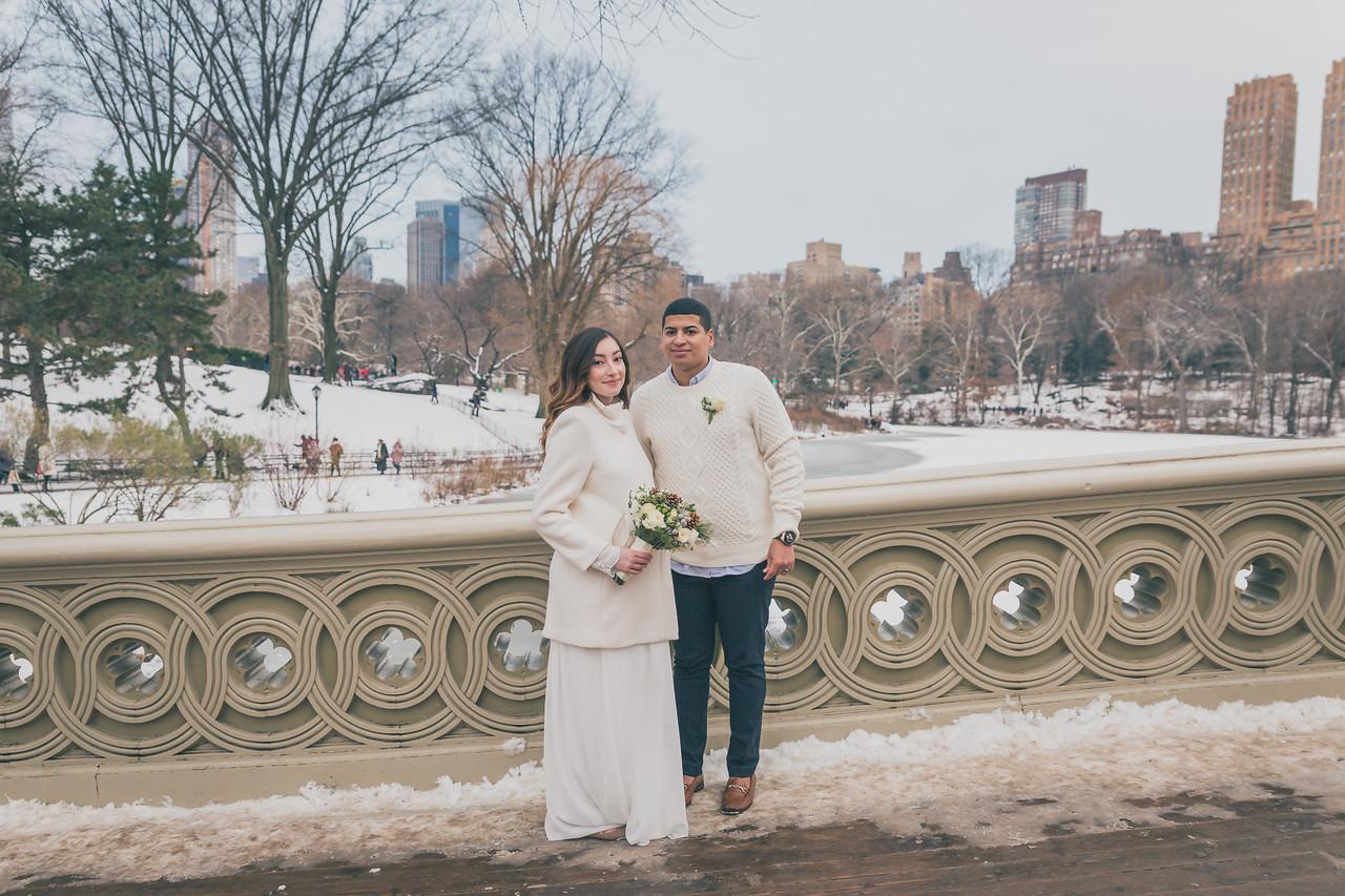 Central Park Wedding - Jonathan & Danielle-77