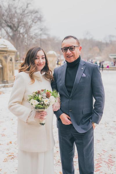 Central Park Wedding - Jonathan & Danielle-9