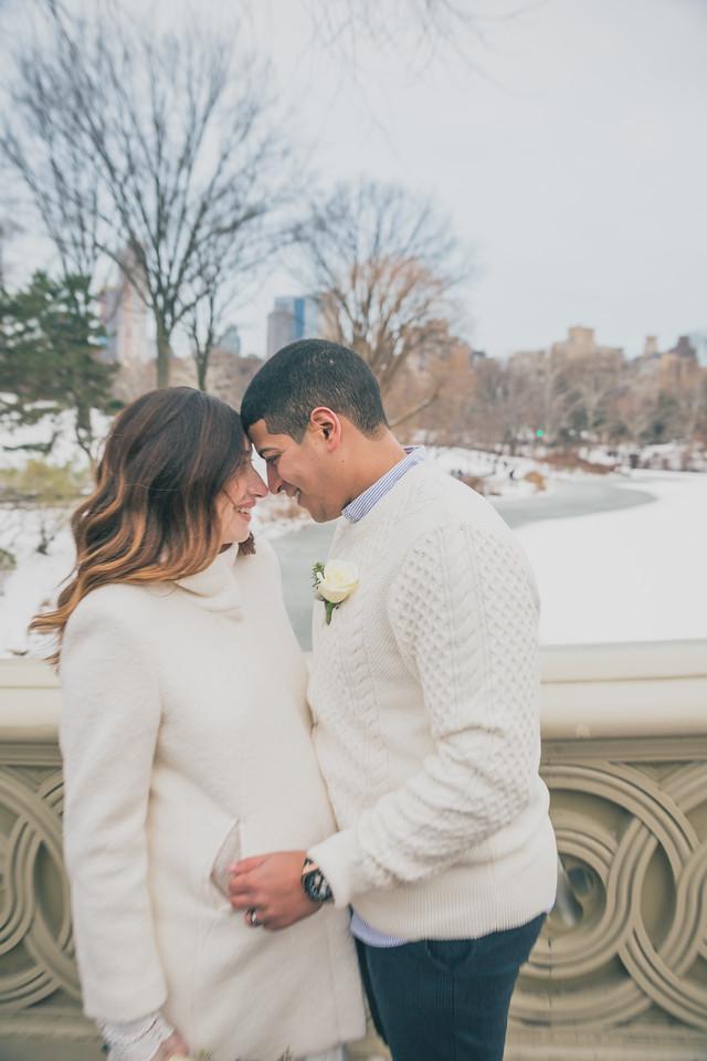 Central Park Wedding - Jonathan & Danielle-76