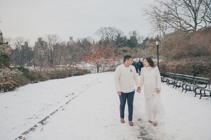 Central Park Wedding - Jonathan & Danielle-89