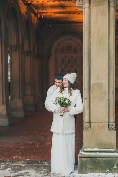 Central Park Wedding - Jonathan & Danielle-110