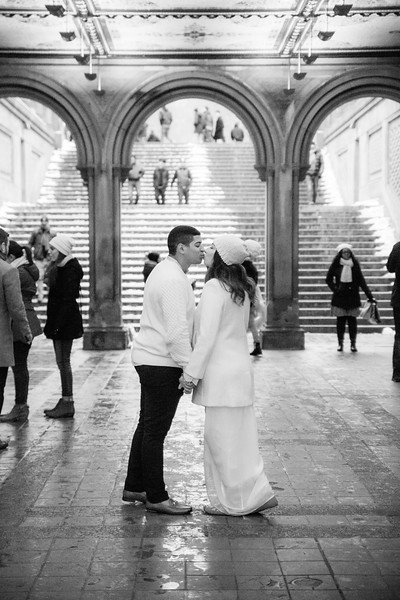 Central Park Wedding - Jonathan & Danielle-118