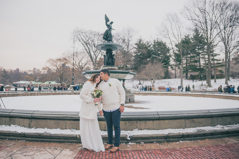 Central Park Wedding - Jonathan & Danielle-94