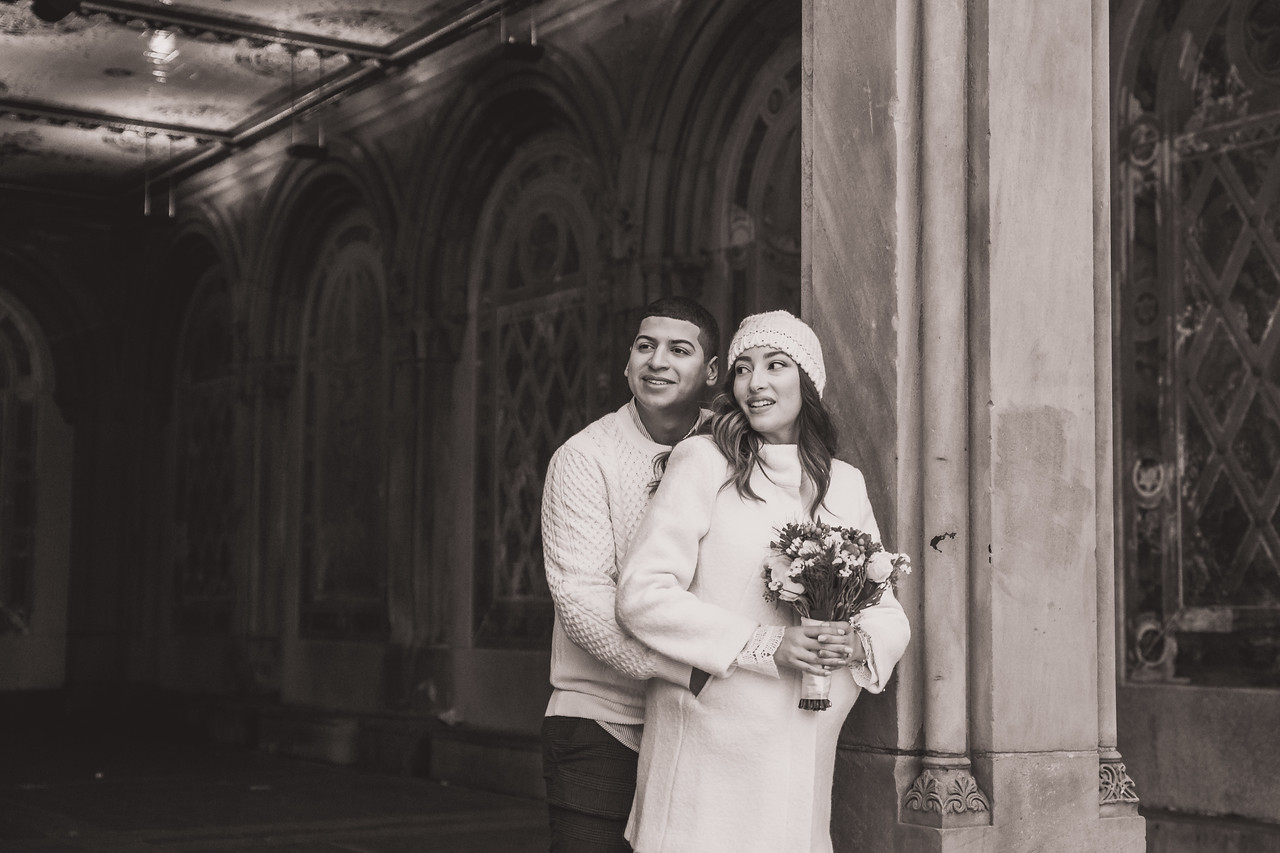 Central Park Wedding - Jonathan & Danielle-113