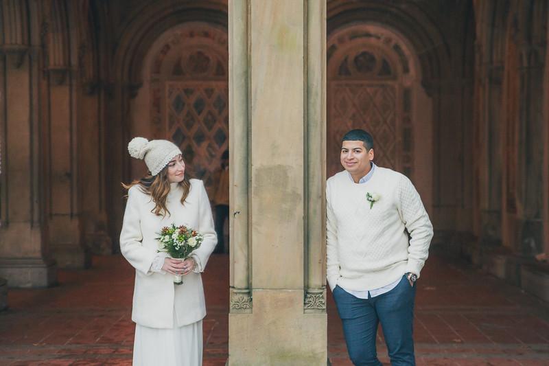 Central Park Wedding - Jonathan & Danielle-108