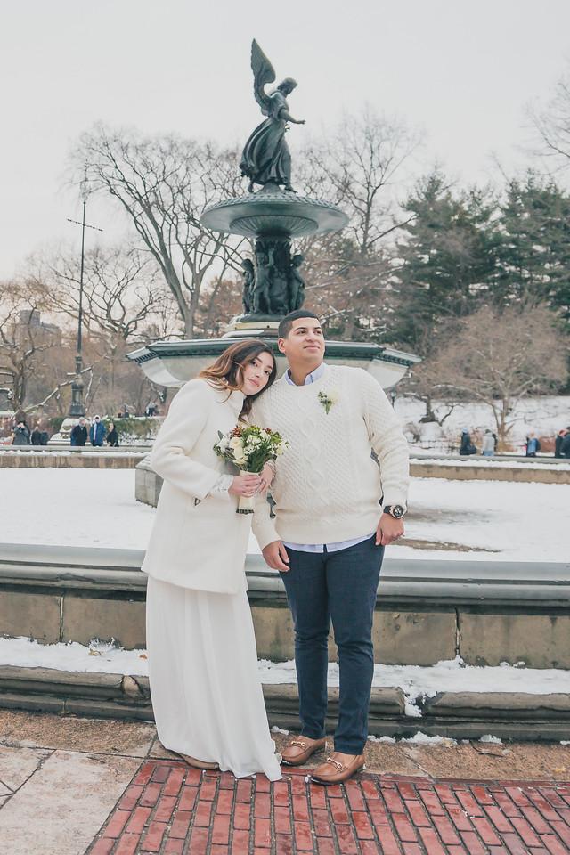 Central Park Wedding - Jonathan & Danielle-93