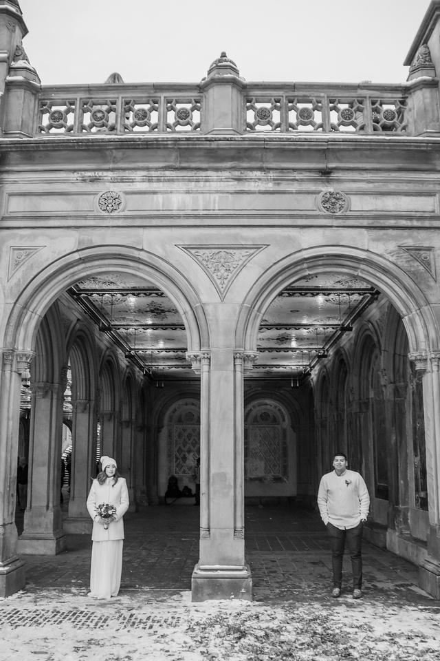 Central Park Wedding - Jonathan & Danielle-106