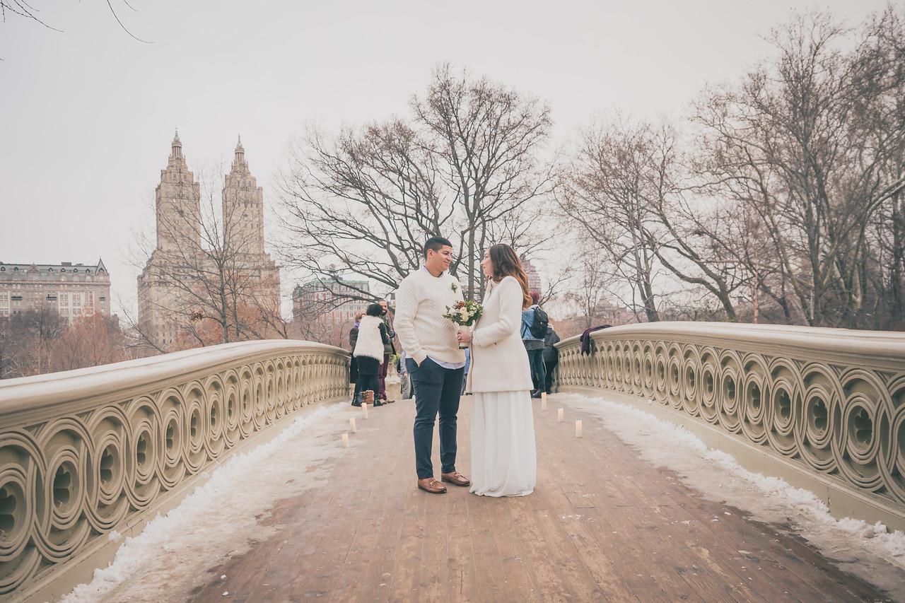 Central Park Wedding - Jonathan & Danielle-86
