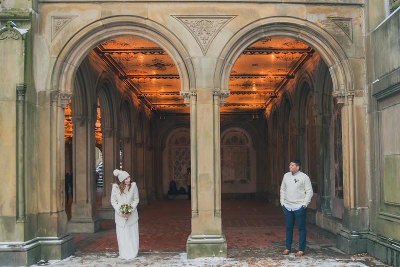 Central Park Wedding - Jonathan & Danielle-107