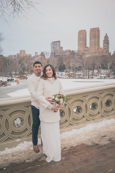Central Park Wedding - Jonathan & Danielle-79