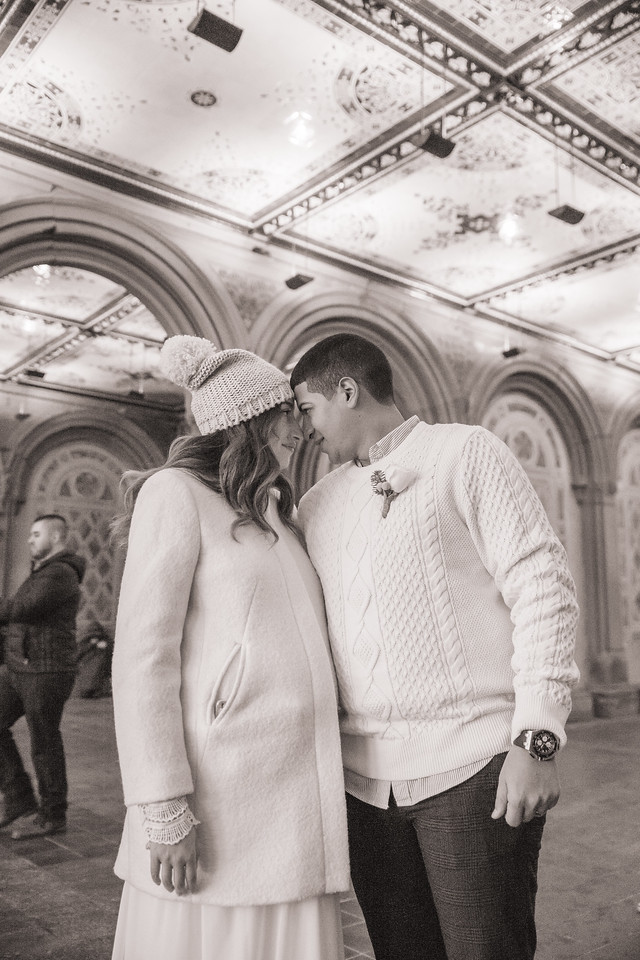 Central Park Wedding - Jonathan & Danielle-116