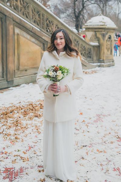 Central Park Wedding - Jonathan & Danielle-6