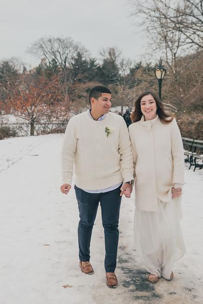Central Park Wedding - Jonathan & Danielle-90