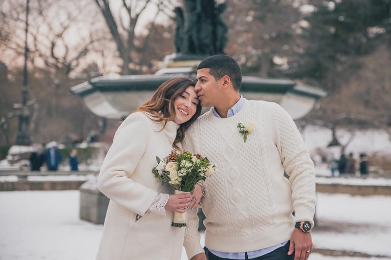 Central Park Wedding - Jonathan & Danielle-96