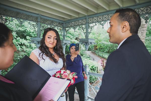 Central Park Wedding - Julia & Kareem-13