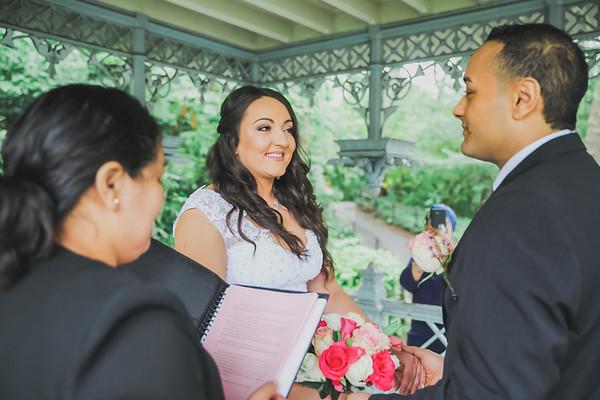 Central Park Wedding - Julia & Kareem-19