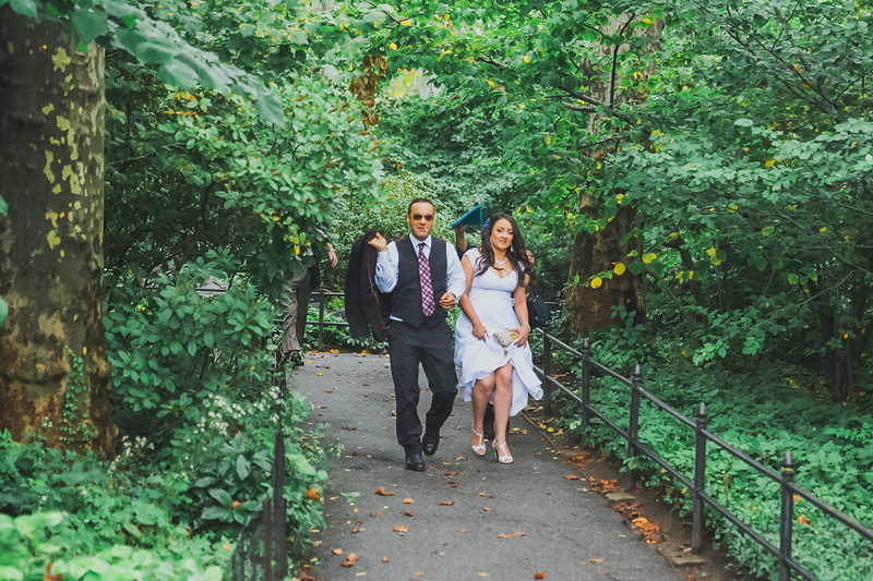 Central Park Wedding - Julia & Kareem-1