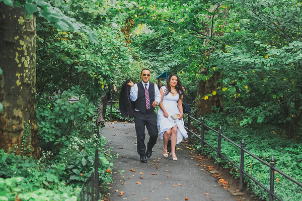 Central Park Wedding - Julia & Kareem-1