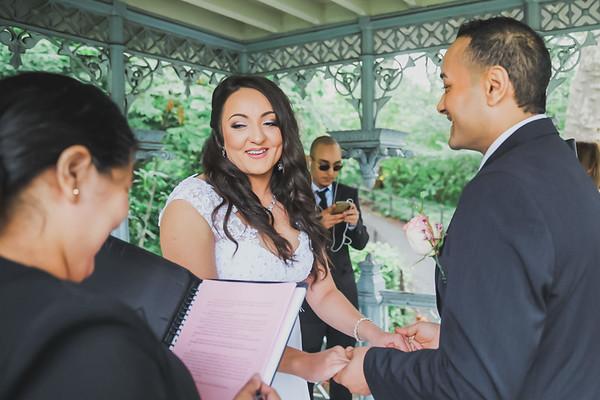 Central Park Wedding - Julia & Kareem-24