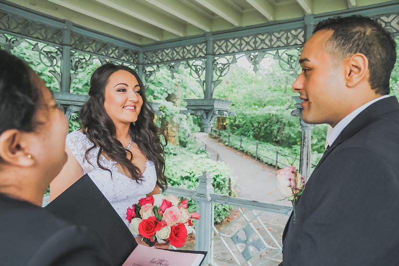 Central Park Wedding - Julia & Kareem-8