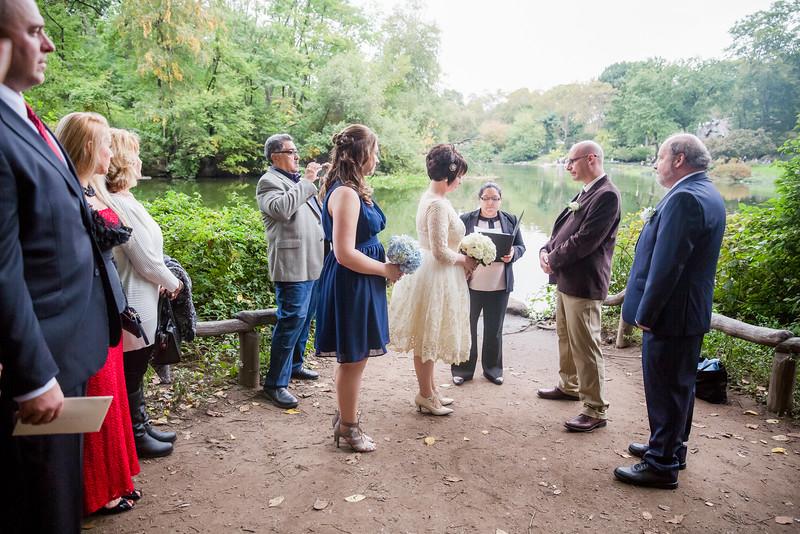Central Park Wedding - Karen & Gerard-8