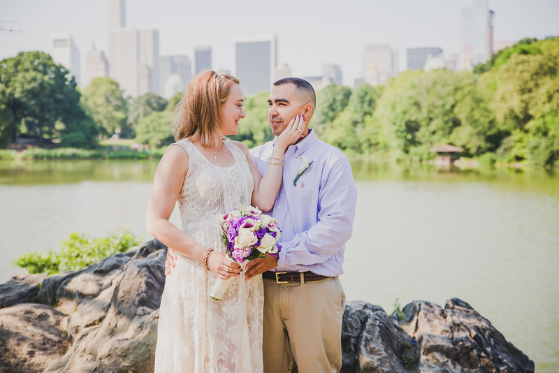 Central Park Wedding - Kristen & Nestor-11