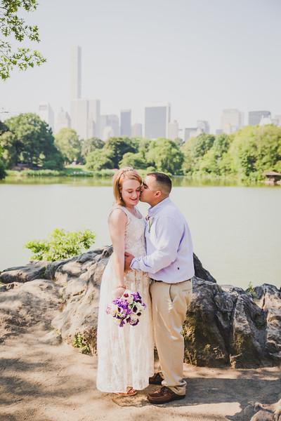 Central Park Wedding - Kristen & Nestor-8