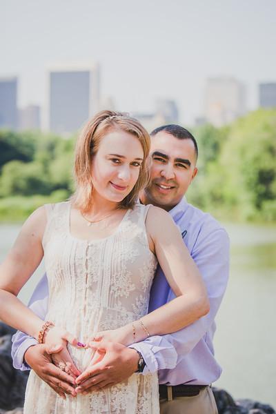 Central Park Wedding - Kristen & Nestor-13