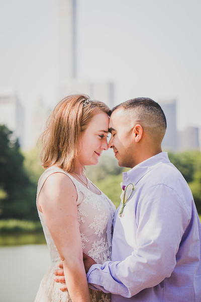 Central Park Wedding - Kristen & Nestor-5