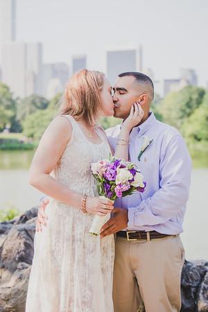 Central Park Wedding - Kristen & Nestor-12