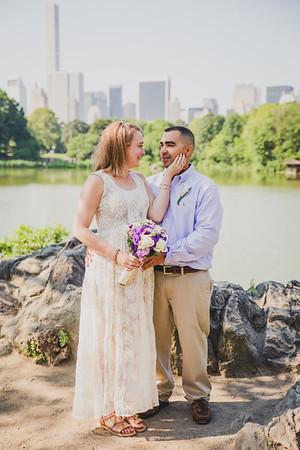 Central Park Wedding - Kristen & Nestor-10